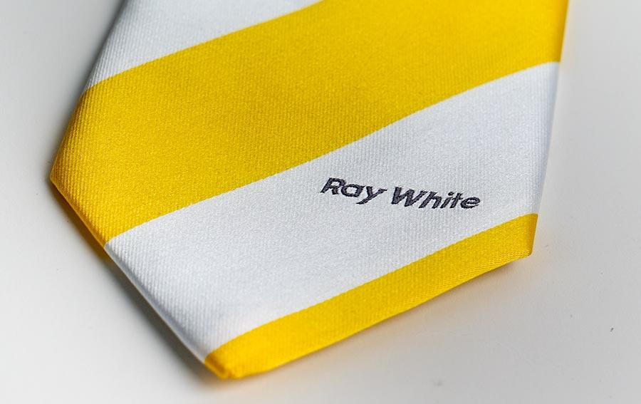 Custom Silk Necktie Scarf